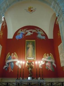 Capilla de la Divina Misericordia