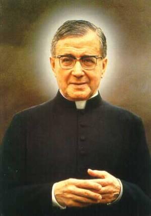 San José María Escrivá de Balaguer, ruega por nosotros.