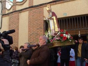 Procesión de San Nicolás