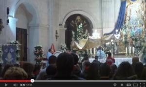 Vídeos de la vigilia de jóvenes a la Virgen