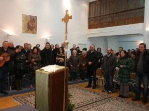 Oración por la nueva evangelización