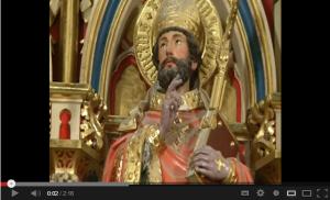Vídeo de la devoción de S. Fulgencio en Murcia