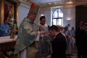 LA SEÑORA  -.Seminario de Murcia-Diocesis Cartagena.- 05 de mayo de 2013 .-095