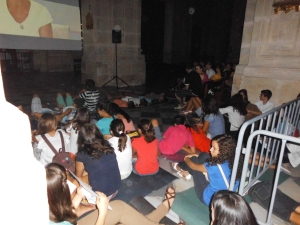 JMJ 2013 en la Basílica (5)